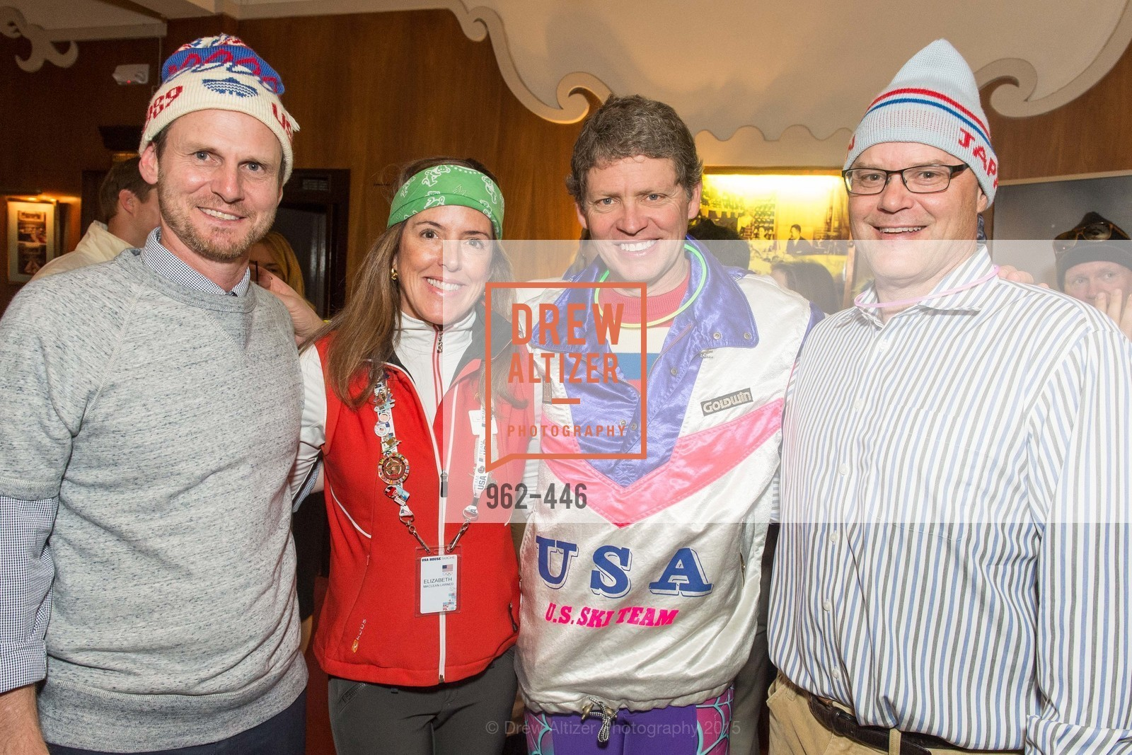 Greg Brockway, Liz Larned, Ira Shaw, U.S. Ski and Snowboard Foundation's Snow Ball, Bimbo's 365 Club. 1025 Columbus Ave, November 7th, 2015,Drew Altizer, Drew Altizer Photography, full-service agency, private events, San Francisco photographer, photographer california