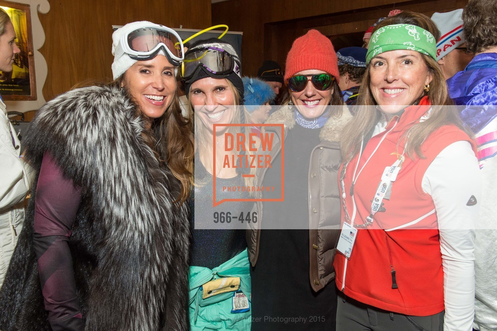Danielle Boutros, Karen Block, Marybess Willard, Liz Larned, U.S. Ski and Snowboard Foundation's Snow Ball, Bimbo's 365 Club. 1025 Columbus Ave, November 7th, 2015,Drew Altizer, Drew Altizer Photography, full-service agency, private events, San Francisco photographer, photographer california