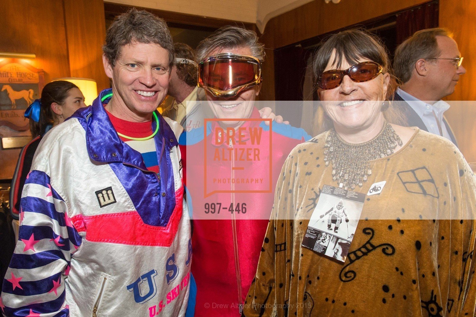 Ira Shaw, Otto Tschudi, Yvonne Tschudi, U.S. Ski and Snowboard Foundation's Snow Ball, Bimbo's 365 Club. 1025 Columbus Ave, November 7th, 2015,Drew Altizer, Drew Altizer Photography, full-service agency, private events, San Francisco photographer, photographer california