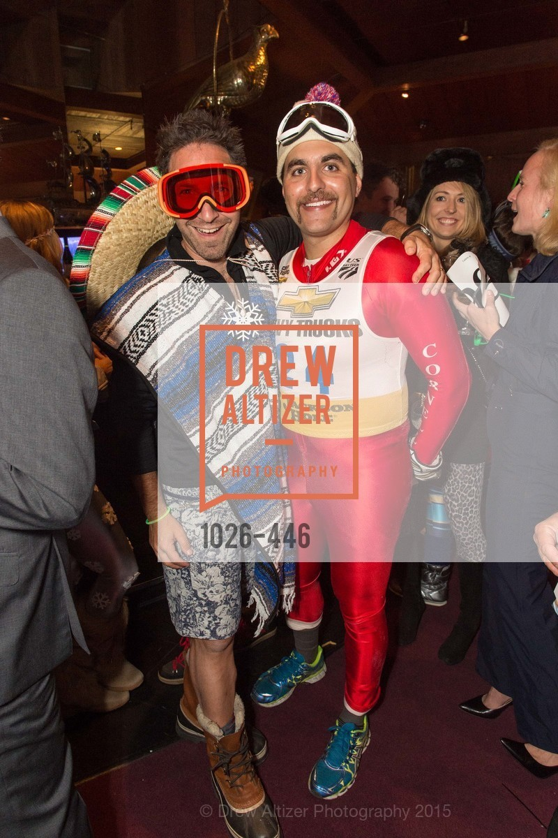 Kent Goldman, Seth Helfgott, U.S. Ski and Snowboard Foundation's Snow Ball, Bimbo's 365 Club. 1025 Columbus Ave, November 7th, 2015,Drew Altizer, Drew Altizer Photography, full-service agency, private events, San Francisco photographer, photographer california