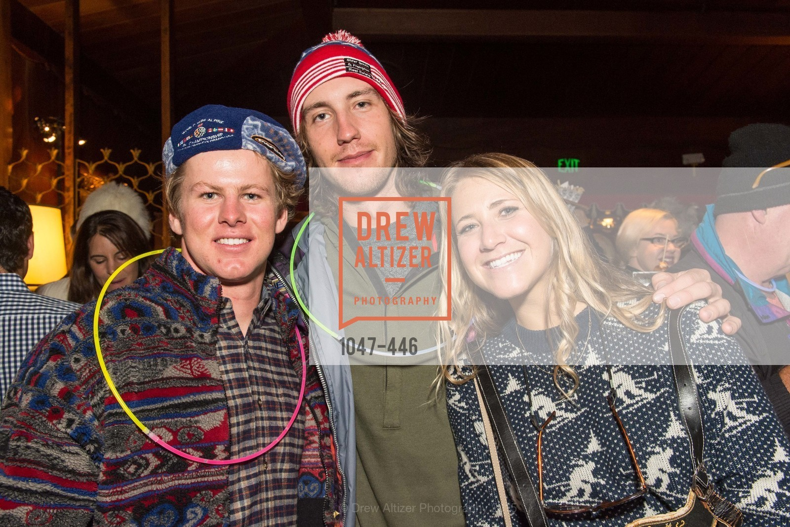 Erik Arvidsson, Bryce Bennett, K.C. Oakley, U.S. Ski and Snowboard Foundation's Snow Ball, Bimbo's 365 Club. 1025 Columbus Ave, November 7th, 2015,Drew Altizer, Drew Altizer Photography, full-service agency, private events, San Francisco photographer, photographer california