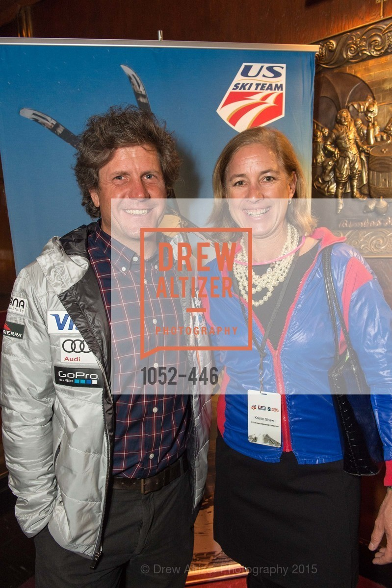 Sasha Rearick, Kristen Shaw, U.S. Ski and Snowboard Foundation's Snow Ball, Bimbo's 365 Club. 1025 Columbus Ave, November 7th, 2015,Drew Altizer, Drew Altizer Photography, full-service agency, private events, San Francisco photographer, photographer california