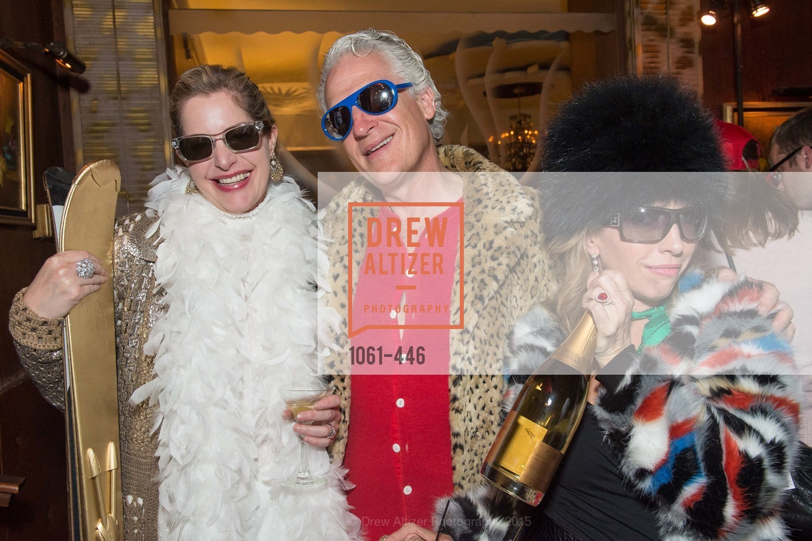 Victoria Raiser, Philip Raiser, Christine Aylward, U.S. Ski and Snowboard Foundation's Snow Ball, Bimbo's 365 Club. 1025 Columbus Ave, November 7th, 2015,Drew Altizer, Drew Altizer Photography, full-service agency, private events, San Francisco photographer, photographer california