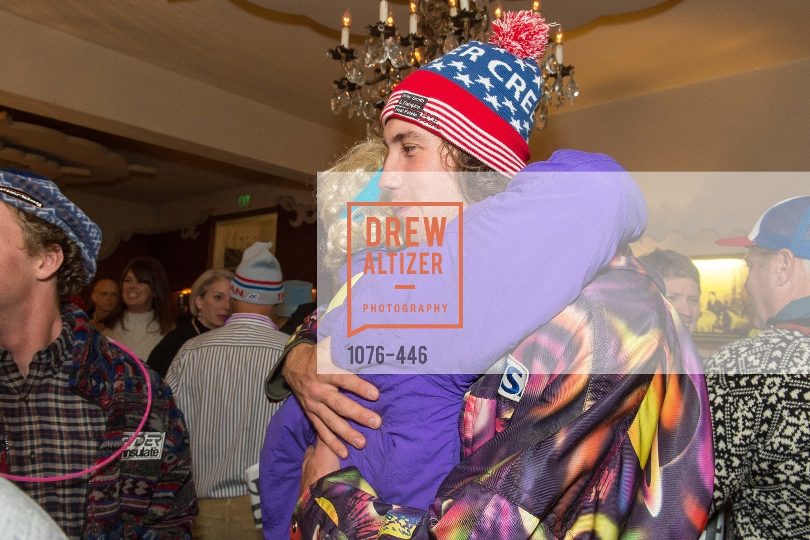 Bryce Bennett, U.S. Ski and Snowboard Foundation's Snow Ball, Bimbo's 365 Club. 1025 Columbus Ave, November 7th, 2015,Drew Altizer, Drew Altizer Photography, full-service agency, private events, San Francisco photographer, photographer california