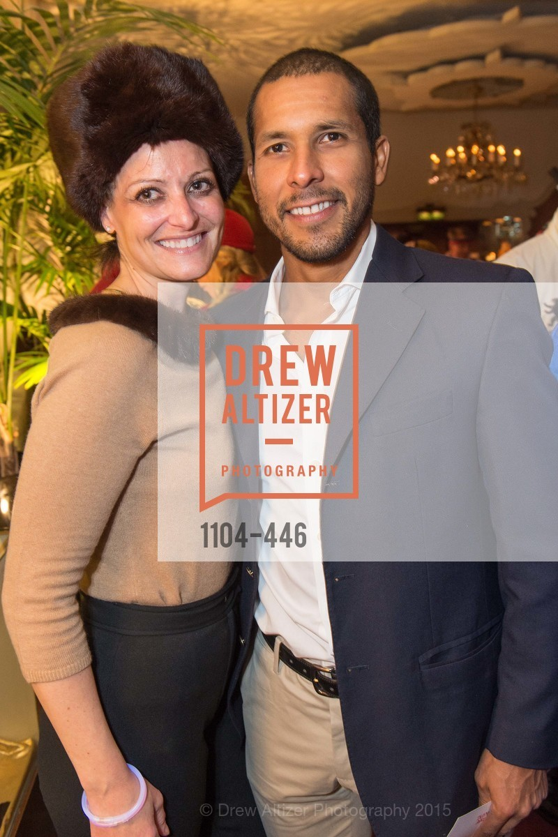 Christina Pollak, Ricardo Urbina, U.S. Ski and Snowboard Foundation's Snow Ball, Bimbo's 365 Club. 1025 Columbus Ave, November 7th, 2015,Drew Altizer, Drew Altizer Photography, full-service agency, private events, San Francisco photographer, photographer california