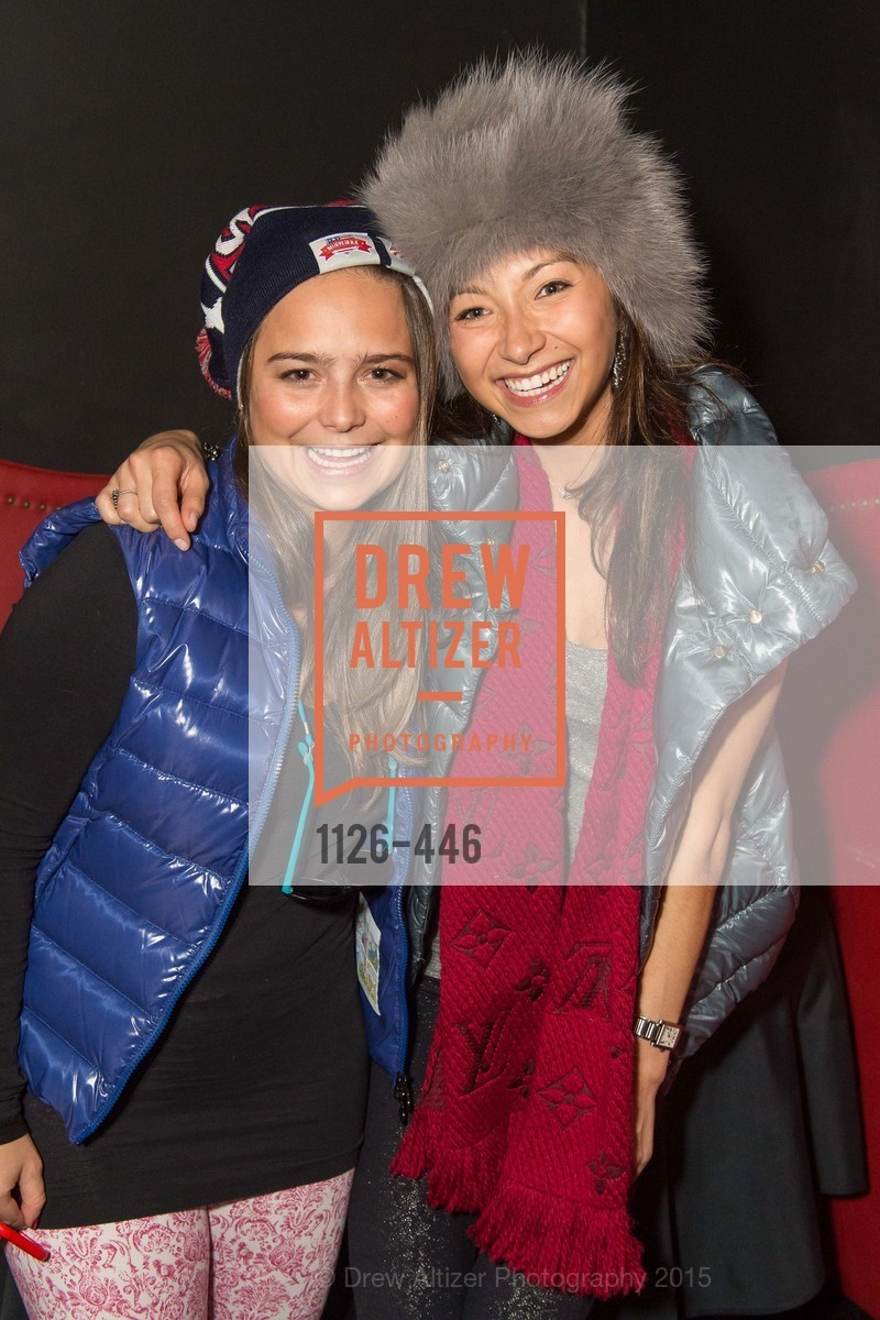 Sperling Sipe, Megan Yang, U.S. Ski and Snowboard Foundation's Snow Ball, Bimbo's 365 Club. 1025 Columbus Ave, November 7th, 2015,Drew Altizer, Drew Altizer Photography, full-service agency, private events, San Francisco photographer, photographer california