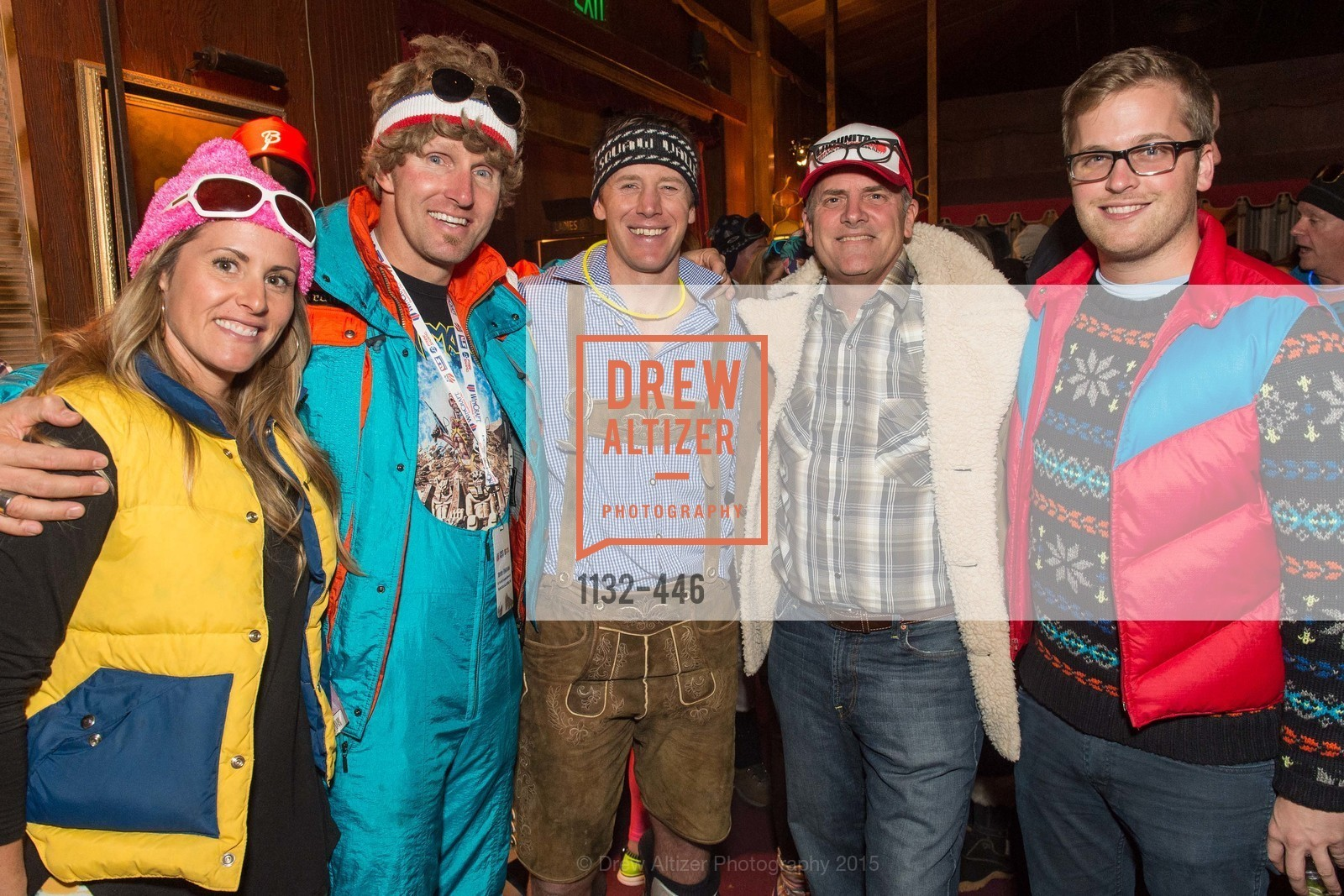 Bruce Bingham, Marco Sullivan, Leon Sharyon, Pat Sharyon, U.S. Ski and Snowboard Foundation's Snow Ball, Bimbo's 365 Club. 1025 Columbus Ave, November 7th, 2015,Drew Altizer, Drew Altizer Photography, full-service agency, private events, San Francisco photographer, photographer california