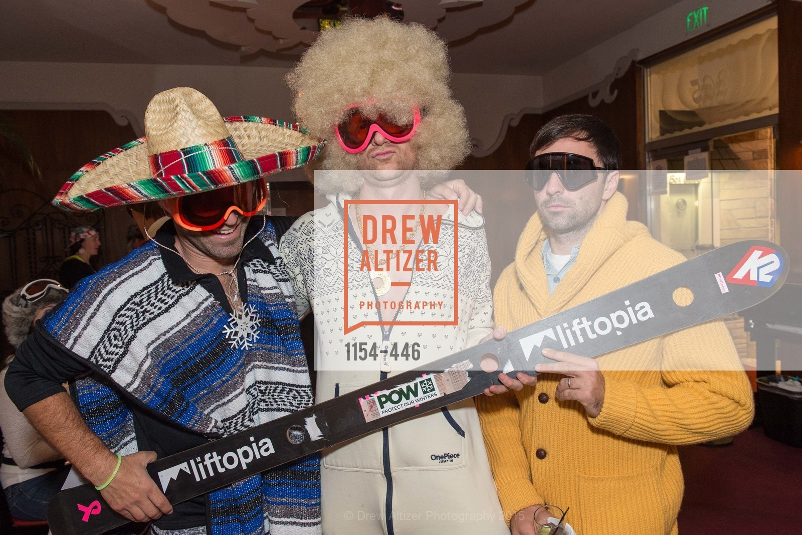 Kent Goldman, Rob Webb, Nate Boshard, U.S. Ski and Snowboard Foundation's Snow Ball, Bimbo's 365 Club. 1025 Columbus Ave, November 7th, 2015,Drew Altizer, Drew Altizer Photography, full-service agency, private events, San Francisco photographer, photographer california