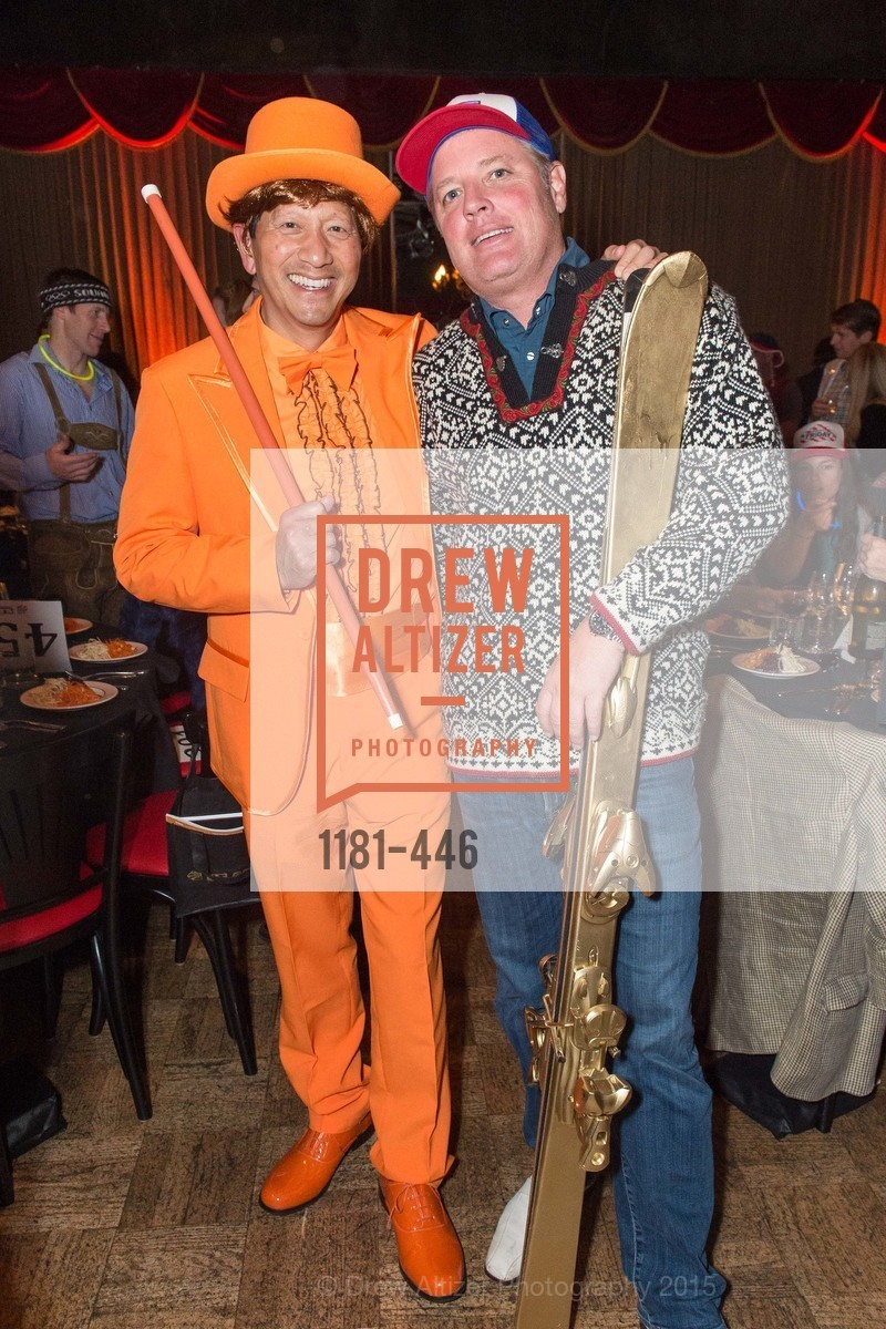 Geoff Yang, Curtis Gardner, U.S. Ski and Snowboard Foundation's Snow Ball, Bimbo's 365 Club. 1025 Columbus Ave, November 7th, 2015,Drew Altizer, Drew Altizer Photography, full-service agency, private events, San Francisco photographer, photographer california