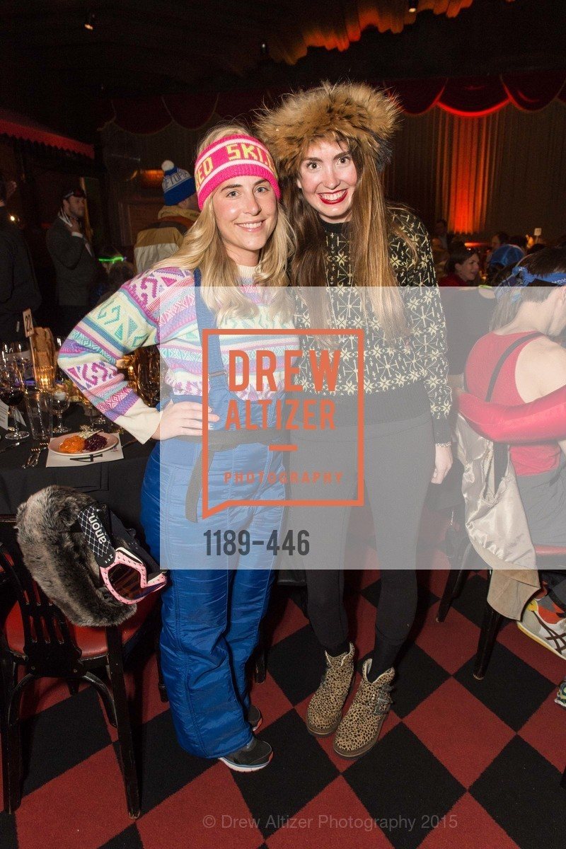 Meredith Keith, Hillary Trockmow, U.S. Ski and Snowboard Foundation's Snow Ball, Bimbo's 365 Club. 1025 Columbus Ave, November 7th, 2015,Drew Altizer, Drew Altizer Photography, full-service event agency, private events, San Francisco photographer, photographer California