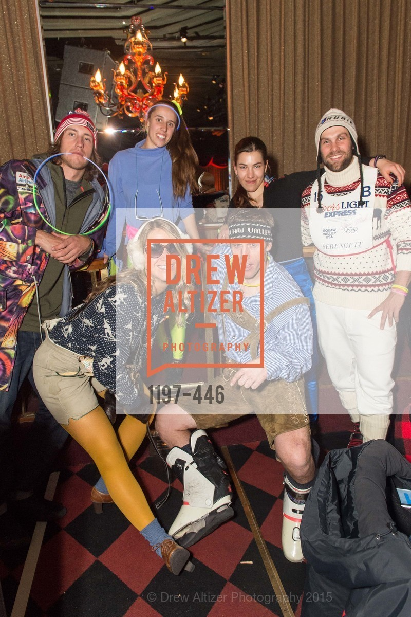Bryce Bennett, K.C. Oakley, Maddie Bowman, Marco Sullivan, Lila Lapanja, Travis Ganong, U.S. Ski and Snowboard Foundation's Snow Ball, Bimbo's 365 Club. 1025 Columbus Ave, November 7th, 2015,Drew Altizer, Drew Altizer Photography, full-service agency, private events, San Francisco photographer, photographer california