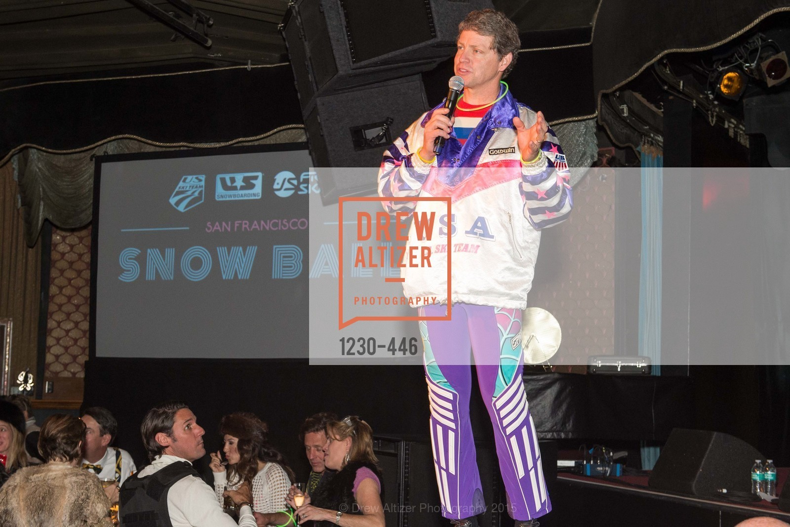 Ira Shaw, U.S. Ski and Snowboard Foundation's Snow Ball, Bimbo's 365 Club. 1025 Columbus Ave, November 7th, 2015,Drew Altizer, Drew Altizer Photography, full-service event agency, private events, San Francisco photographer, photographer California