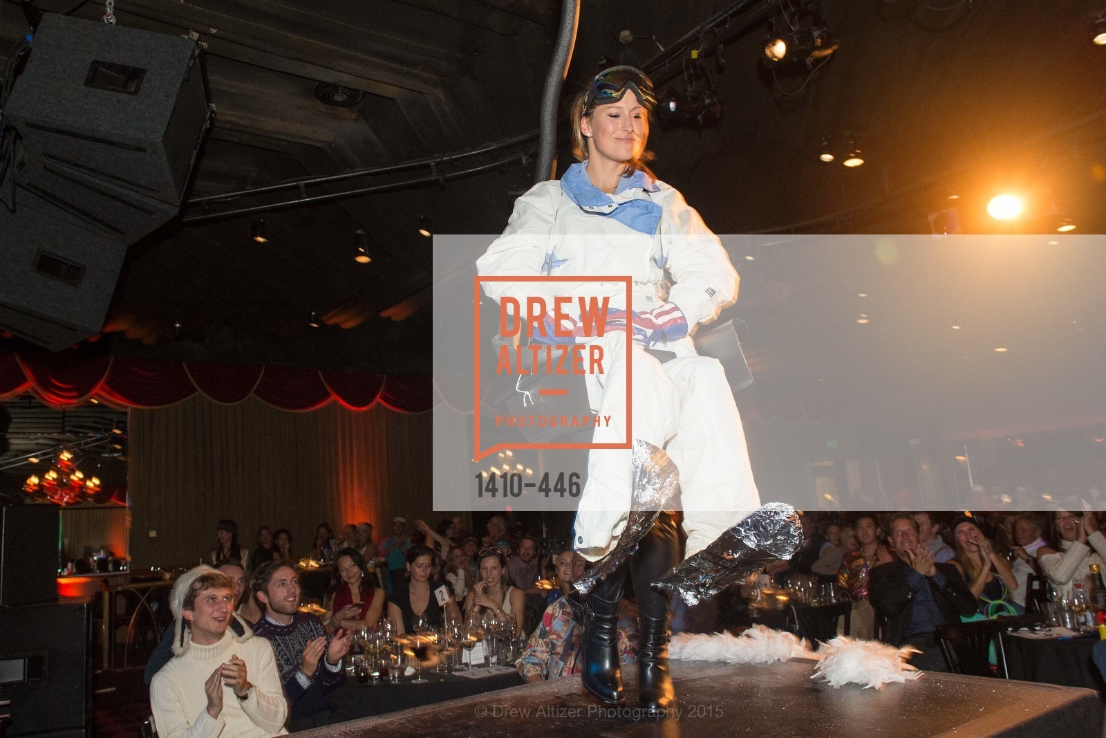 Charlotte Moats, U.S. Ski and Snowboard Foundation's Snow Ball, Bimbo's 365 Club. 1025 Columbus Ave, November 7th, 2015,Drew Altizer, Drew Altizer Photography, full-service agency, private events, San Francisco photographer, photographer california