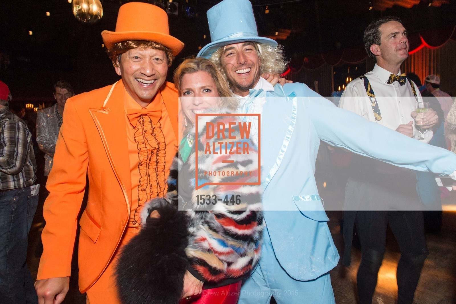 Geoff Yang, Christine Aylward, Jonny Moseley, U.S. Ski and Snowboard Foundation's Snow Ball, Bimbo's 365 Club. 1025 Columbus Ave, November 7th, 2015,Drew Altizer, Drew Altizer Photography, full-service event agency, private events, San Francisco photographer, photographer California