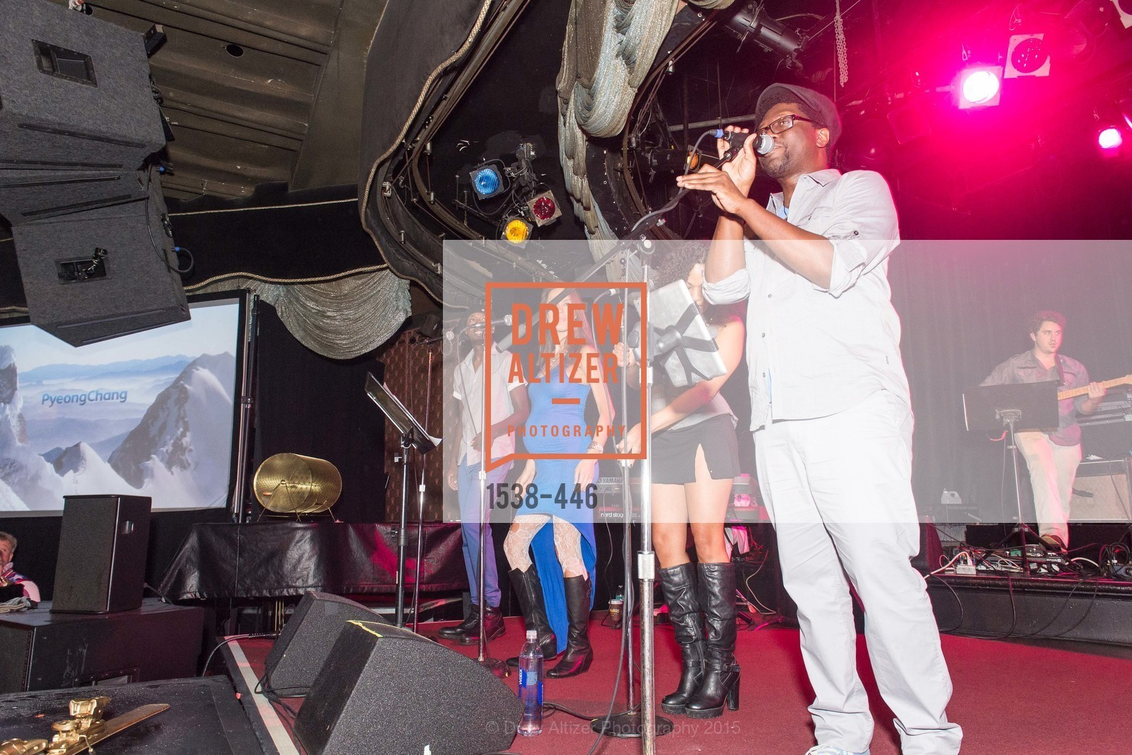 Performance By Crossroads, U.S. Ski and Snowboard Foundation's Snow Ball, Bimbo's 365 Club. 1025 Columbus Ave, November 7th, 2015,Drew Altizer, Drew Altizer Photography, full-service agency, private events, San Francisco photographer, photographer california