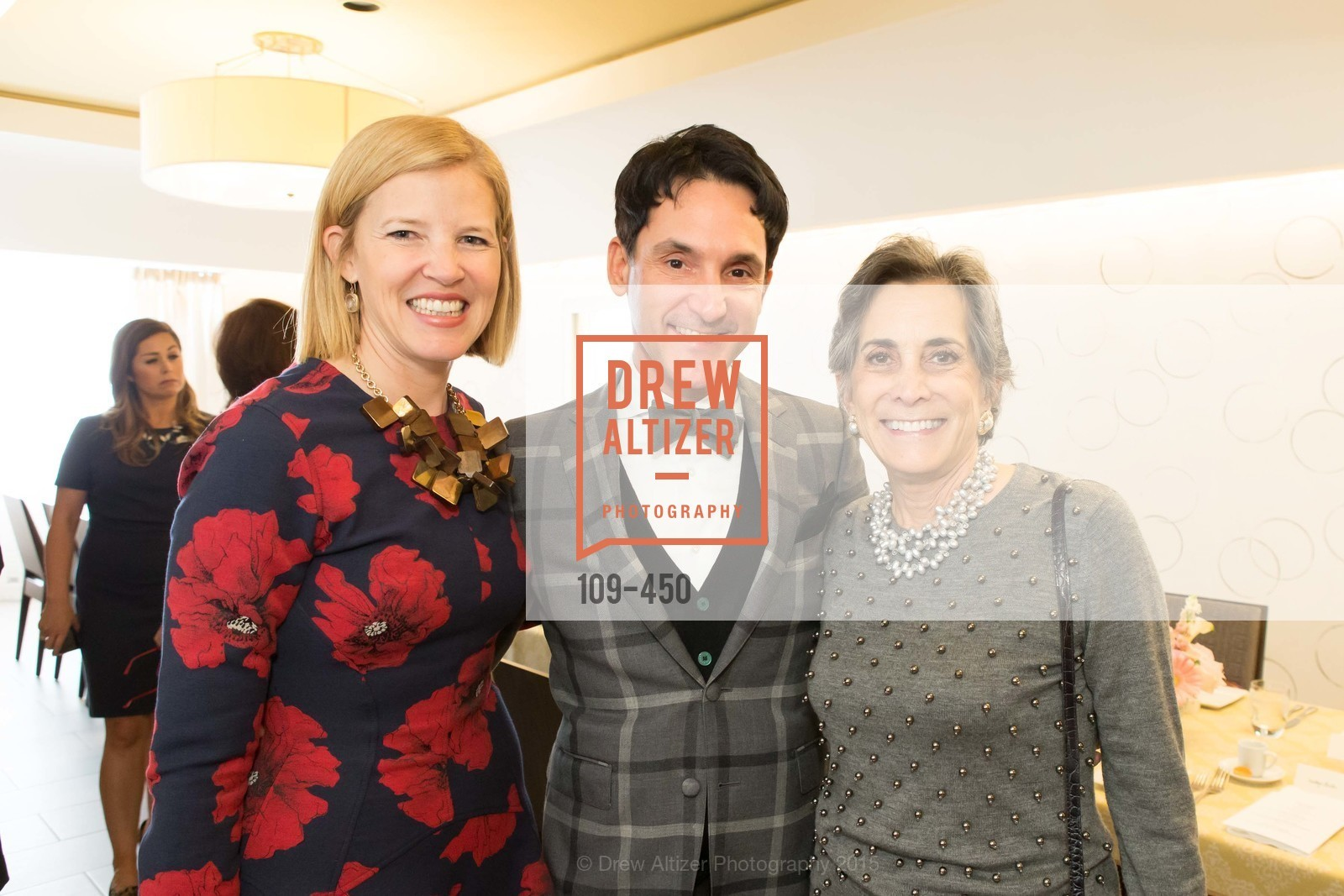 Lela Rose, James Krohn, Bobbie Wilsey, Lela Rose Book Signing and Luncheon at Neiman Marcus, Neiman Marcus, November 5th, 2015,Drew Altizer, Drew Altizer Photography, full-service agency, private events, San Francisco photographer, photographer california