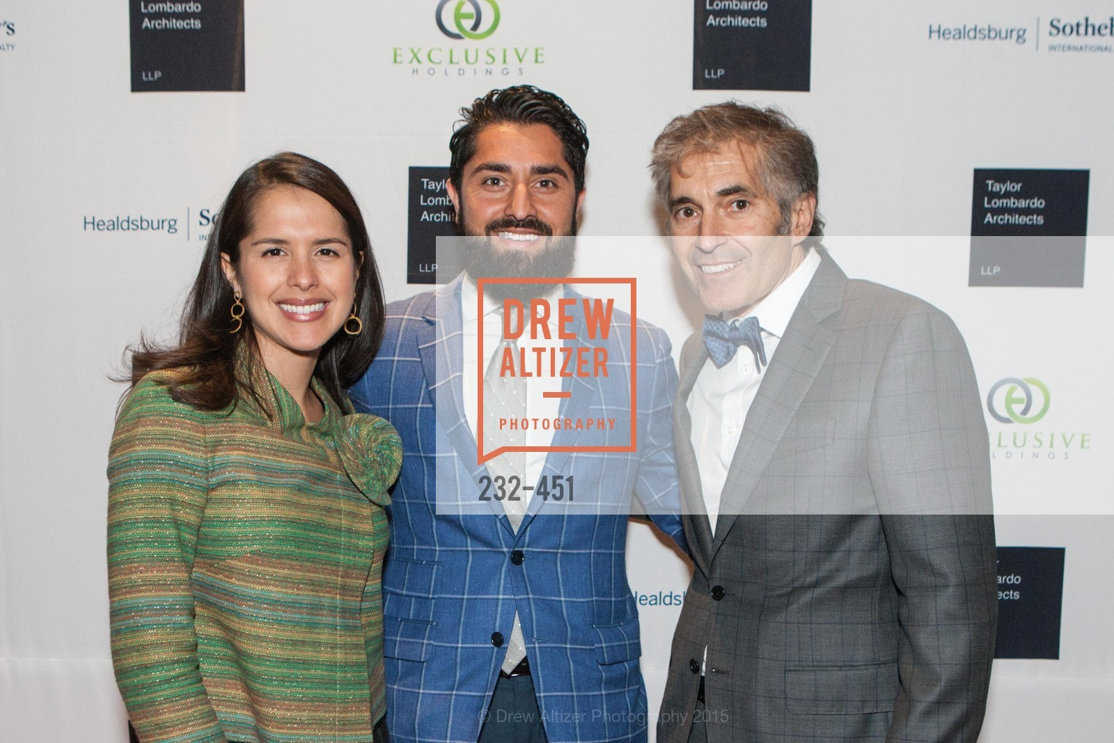 Tatiana McWilliams, Roh Habibi, Maurice Lambardo, Healdsburg Dream Estates Cocktail Party, Taylor Lombardo. 40 Hotaling Place, November 5th, 2015,Drew Altizer, Drew Altizer Photography, full-service agency, private events, San Francisco photographer, photographer california