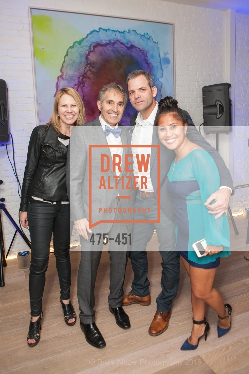 Andrea Mein, Maurice Lambardo, Dia Ates, Healdsburg Dream Estates Cocktail Party, Taylor Lombardo. 40 Hotaling Place, November 5th, 2015,Drew Altizer, Drew Altizer Photography, full-service agency, private events, San Francisco photographer, photographer california