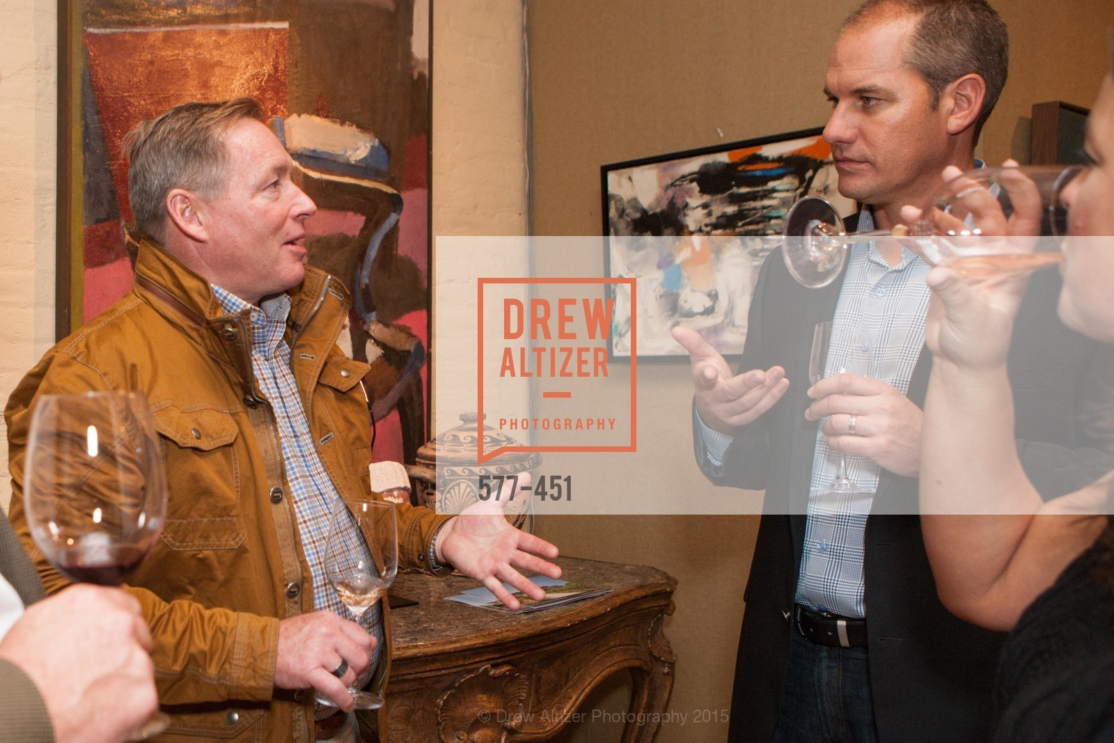 Sterling Greenwalt, David Schroeder, Healdsburg Dream Estates Cocktail Party, Taylor Lombardo. 40 Hotaling Place, November 5th, 2015,Drew Altizer, Drew Altizer Photography, full-service agency, private events, San Francisco photographer, photographer california