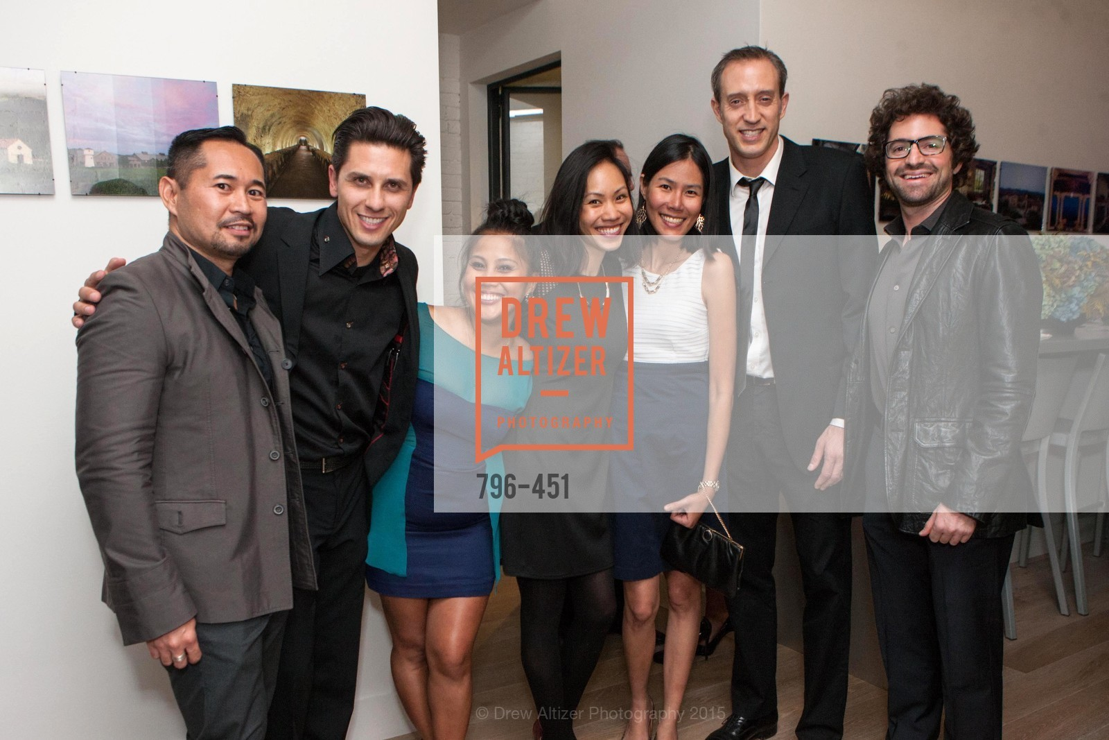 Neil Hombrado, Dia Ates, Funn Fisher, Wes Fisher, Healdsburg Dream Estates Cocktail Party, Taylor Lombardo. 40 Hotaling Place, November 5th, 2015,Drew Altizer, Drew Altizer Photography, full-service agency, private events, San Francisco photographer, photographer california