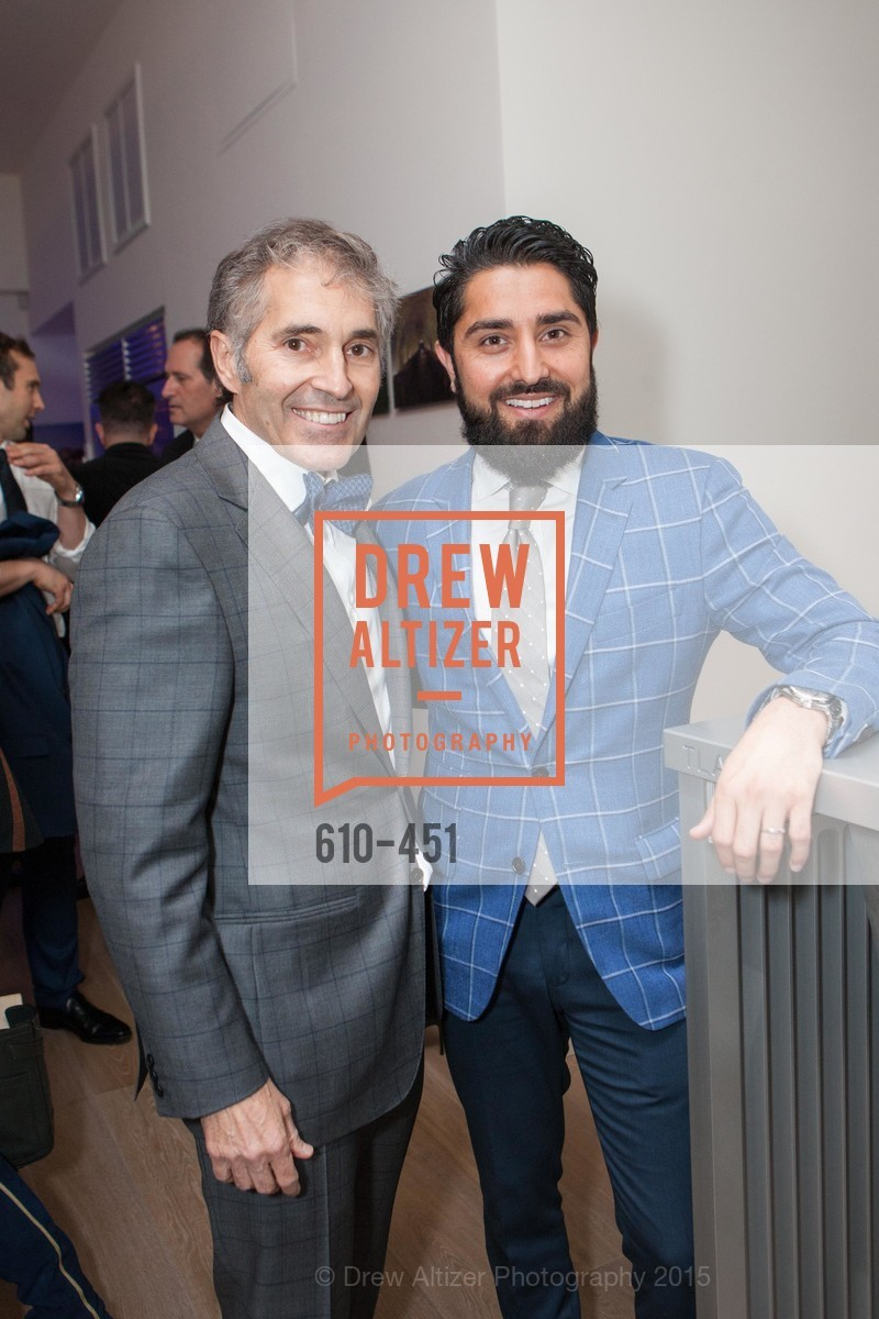 Maurice Lombardo, Roh Habibi, Healdsburg Dream Estates Cocktail Party, Taylor Lombardo. 40 Hotaling Place, November 5th, 2015,Drew Altizer, Drew Altizer Photography, full-service agency, private events, San Francisco photographer, photographer california