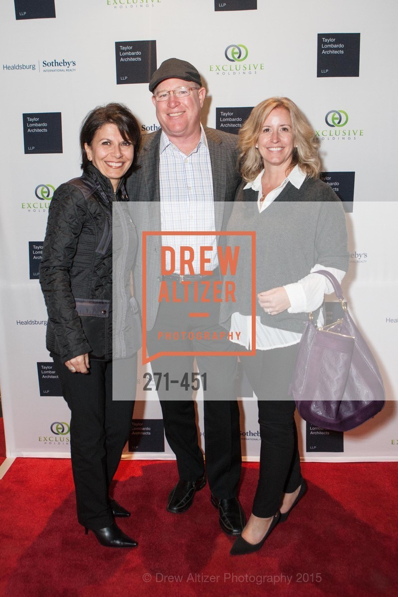 Nazy Farhang, Robert Verhoeff, Rebecca Verhoeff, Healdsburg Dream Estates Cocktail Party, Taylor Lombardo. 40 Hotaling Place, November 5th, 2015,Drew Altizer, Drew Altizer Photography, full-service agency, private events, San Francisco photographer, photographer california