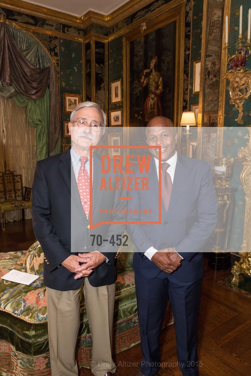 Ron Briggs, Bheki Ntuli, Getty Hosts the Africa Foundation, Private Residence. 2525 Van Ness St, November 5th, 2015,Drew Altizer, Drew Altizer Photography, full-service agency, private events, San Francisco photographer, photographer california