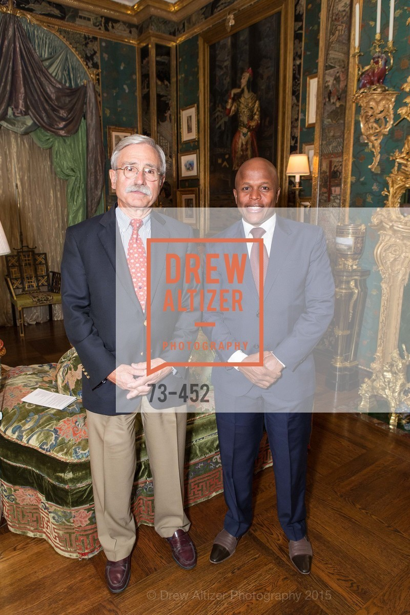 Ron Briggs, Bheki Ntuli, Getty Hosts the Africa Foundation, Private Residence. 2525 Van Ness St, November 5th, 2015,Drew Altizer, Drew Altizer Photography, full-service event agency, private events, San Francisco photographer, photographer California