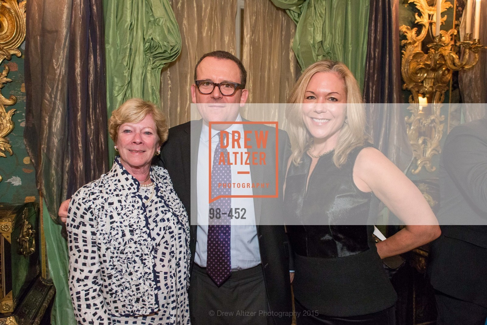 Carol Hickingbotham, Andrew McVinish, Darayn Hickingbotham, Getty Hosts the Africa Foundation, Private Residence. 2525 Van Ness St, November 5th, 2015,Drew Altizer, Drew Altizer Photography, full-service event agency, private events, San Francisco photographer, photographer California