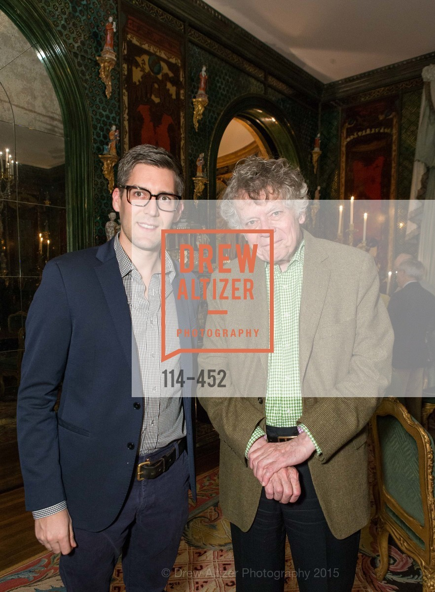 Gordon Getty, Alexander Getty, Getty Hosts the Africa Foundation, Private Residence. 2525 Van Ness St, November 5th, 2015,Drew Altizer, Drew Altizer Photography, full-service agency, private events, San Francisco photographer, photographer california