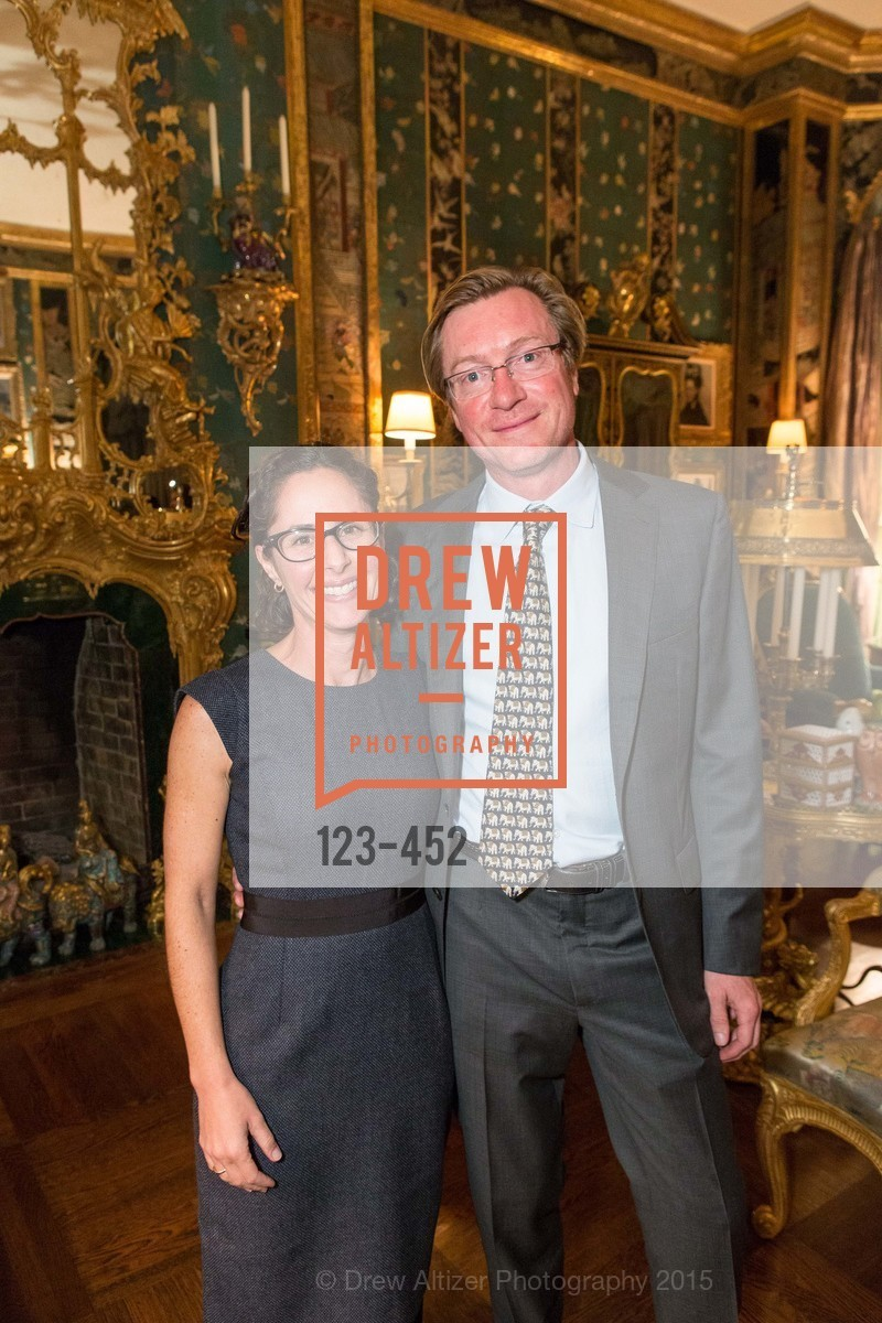 Gabi Handlermarks, Richard Fullerton, Getty Hosts the Africa Foundation, Private Residence. 2525 Van Ness St, November 5th, 2015,Drew Altizer, Drew Altizer Photography, full-service agency, private events, San Francisco photographer, photographer california