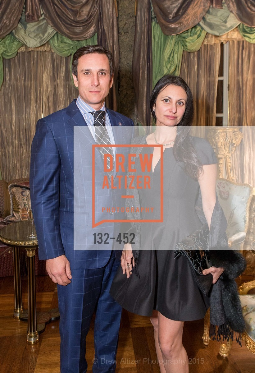 Patrick Malkassian, Elizabeth Malkassian, Getty Hosts the Africa Foundation, Private Residence. 2525 Van Ness St, November 5th, 2015,Drew Altizer, Drew Altizer Photography, full-service agency, private events, San Francisco photographer, photographer california