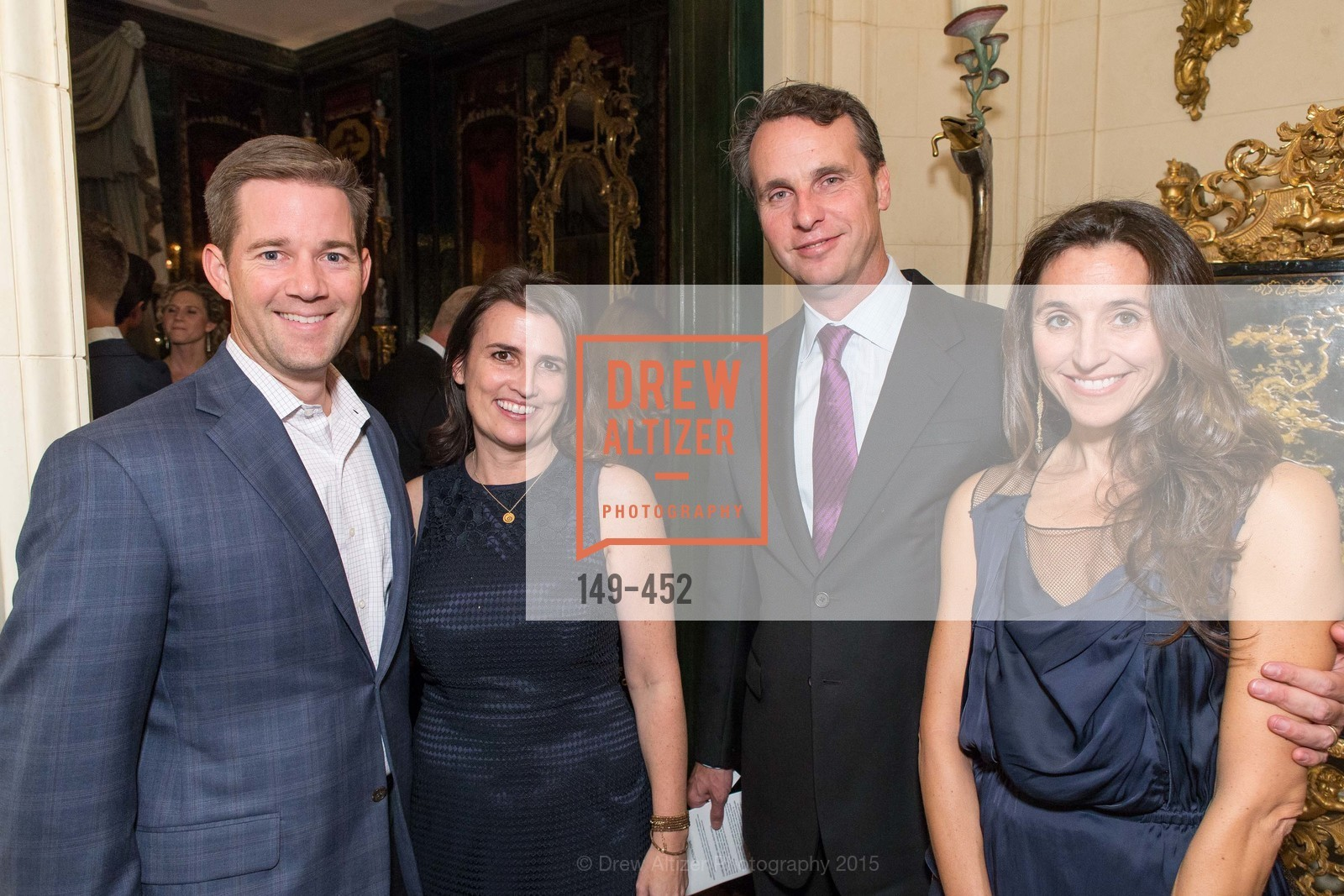 Cha Thomas, Wendy Wood, Bill Waytena, Missy Waytena, Getty Hosts the Africa Foundation, Private Residence. 2525 Van Ness St, November 5th, 2015,Drew Altizer, Drew Altizer Photography, full-service agency, private events, San Francisco photographer, photographer california