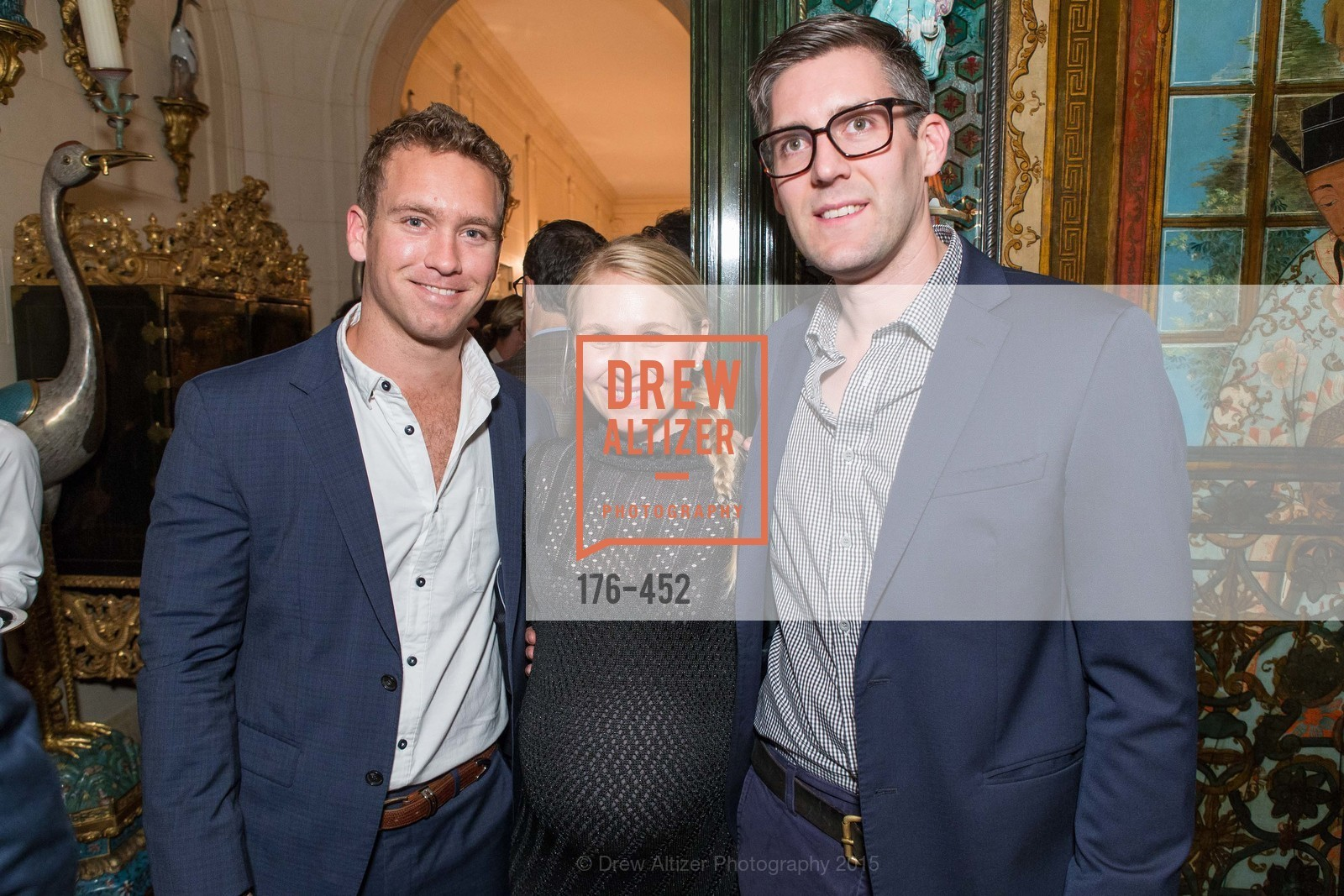 Austin Yount, Tatum Getty, Alexander Getty, Getty Hosts the Africa Foundation, Private Residence. 2525 Van Ness St, November 5th, 2015,Drew Altizer, Drew Altizer Photography, full-service agency, private events, San Francisco photographer, photographer california