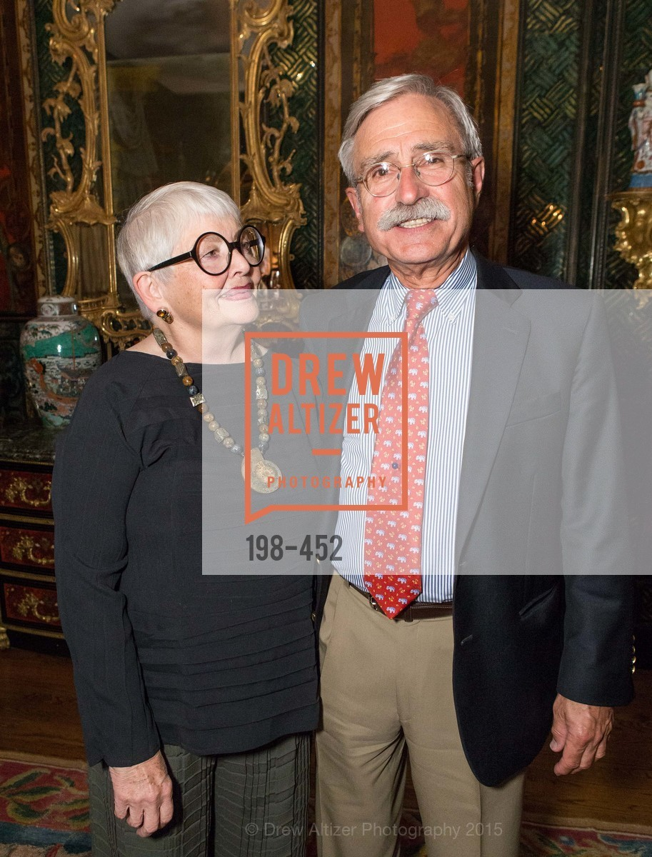 Susan Briggs, Ron Briggs, Getty Hosts the Africa Foundation, Private Residence. 2525 Van Ness St, November 5th, 2015