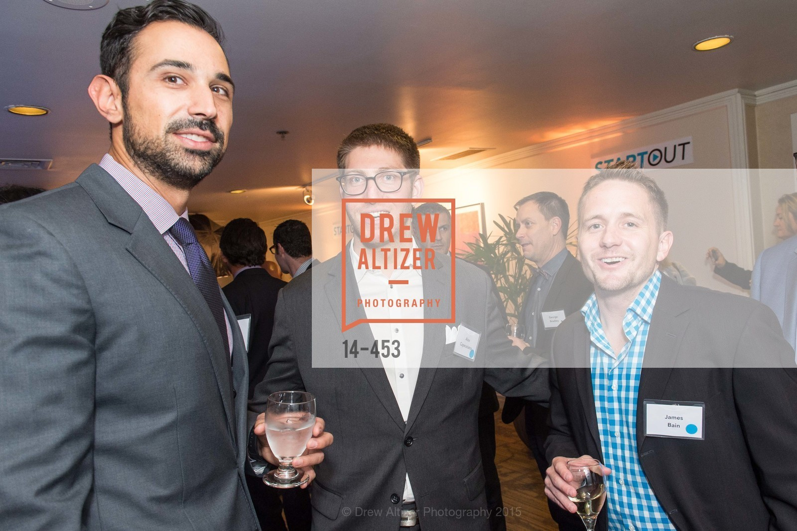 Mader Dajani, Alex Capecelatro, James Bain, The 2015 StartOut Awards, Kabuki Hotel. 2525 Van Ness St, November 5th, 2015,Drew Altizer, Drew Altizer Photography, full-service event agency, private events, San Francisco photographer, photographer California