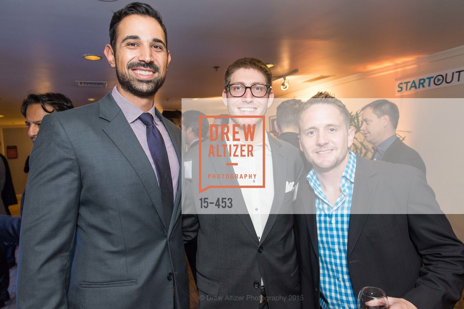 Mader Dajani, Alex Capecelatro, James Bain, The 2015 StartOut Awards, Kabuki Hotel. 2525 Van Ness St, November 5th, 2015,Drew Altizer, Drew Altizer Photography, full-service agency, private events, San Francisco photographer, photographer california