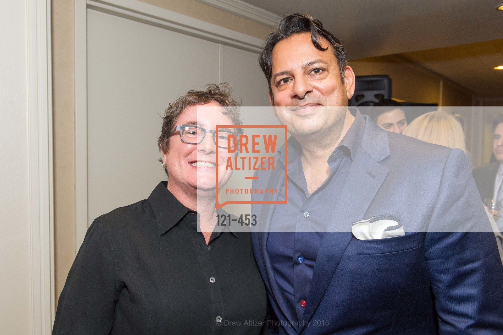 Marie Trexler, Wasim Ahmad, The 2015 StartOut Awards, Kabuki Hotel. 2525 Van Ness St, November 5th, 2015,Drew Altizer, Drew Altizer Photography, full-service agency, private events, San Francisco photographer, photographer california