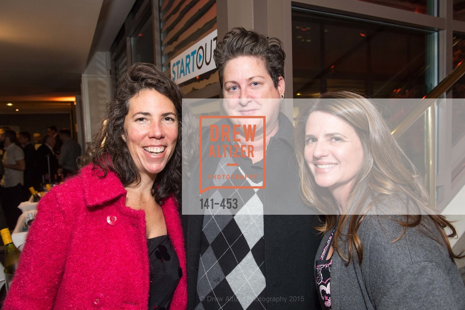 Tanya Cruz, Jen Johnson, Kate Blum, The 2015 StartOut Awards, Kabuki Hotel. 2525 Van Ness St, November 5th, 2015,Drew Altizer, Drew Altizer Photography, full-service agency, private events, San Francisco photographer, photographer california