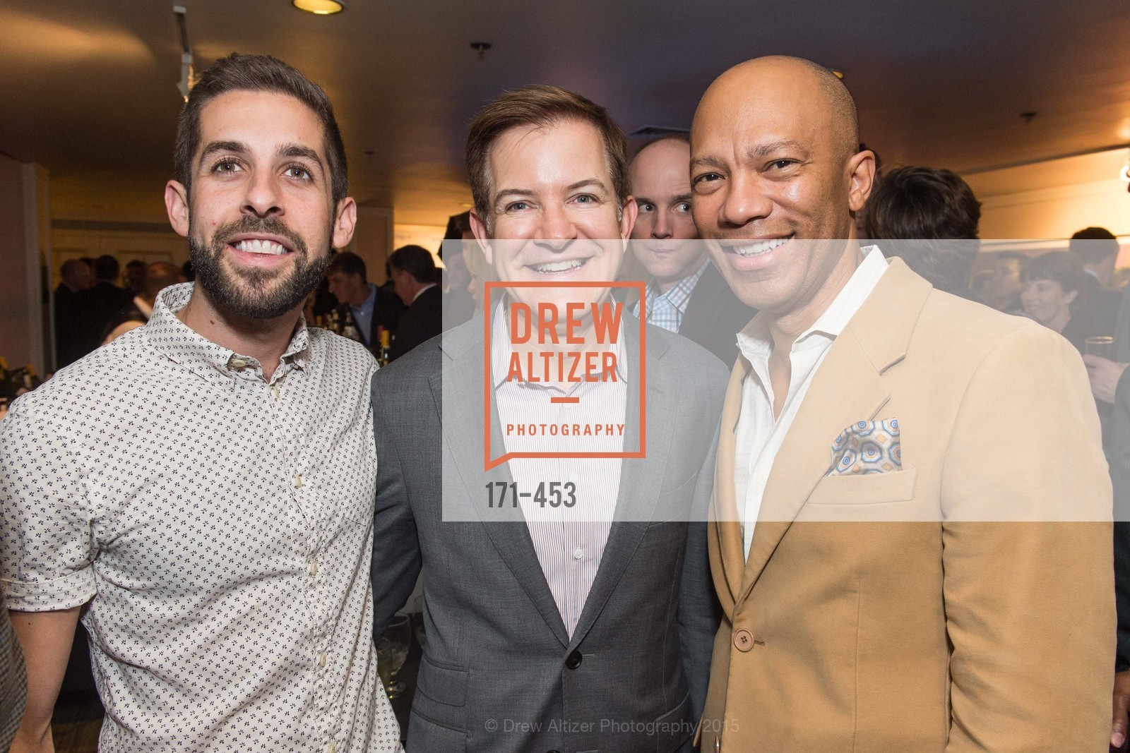Brad Wedding, Trent Norris, Ken McNeely, The 2015 StartOut Awards, Kabuki Hotel. 2525 Van Ness St, November 5th, 2015,Drew Altizer, Drew Altizer Photography, full-service agency, private events, San Francisco photographer, photographer california