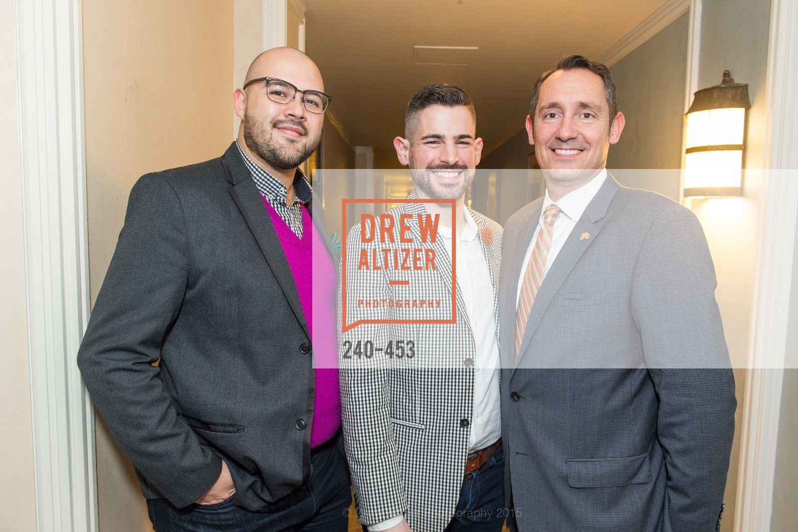 Amhir Hidalgo, Thomas Jacobs Chernick, John Lake, The 2015 StartOut Awards, Kabuki Hotel. 2525 Van Ness St, November 5th, 2015,Drew Altizer, Drew Altizer Photography, full-service agency, private events, San Francisco photographer, photographer california