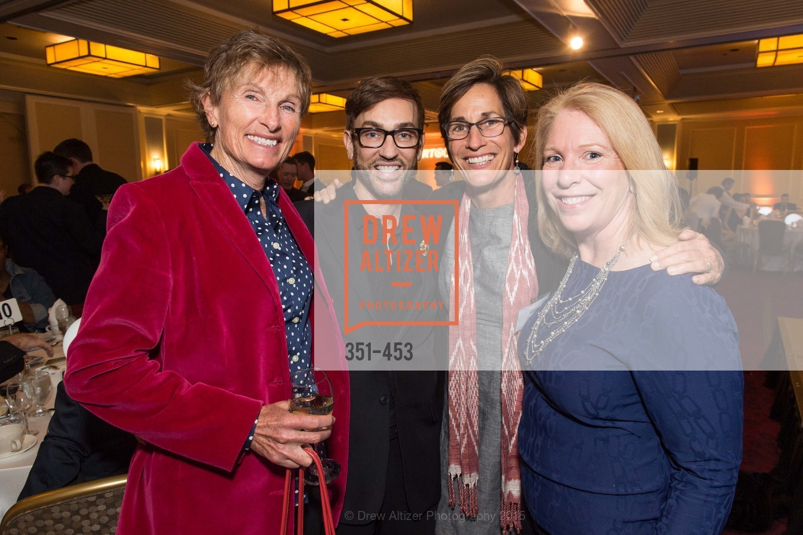 Linda Stoick, Chris Sinton, Kate Terwe, Suzanne Lea, The 2015 StartOut Awards, Kabuki Hotel. 2525 Van Ness St, November 5th, 2015,Drew Altizer, Drew Altizer Photography, full-service agency, private events, San Francisco photographer, photographer california