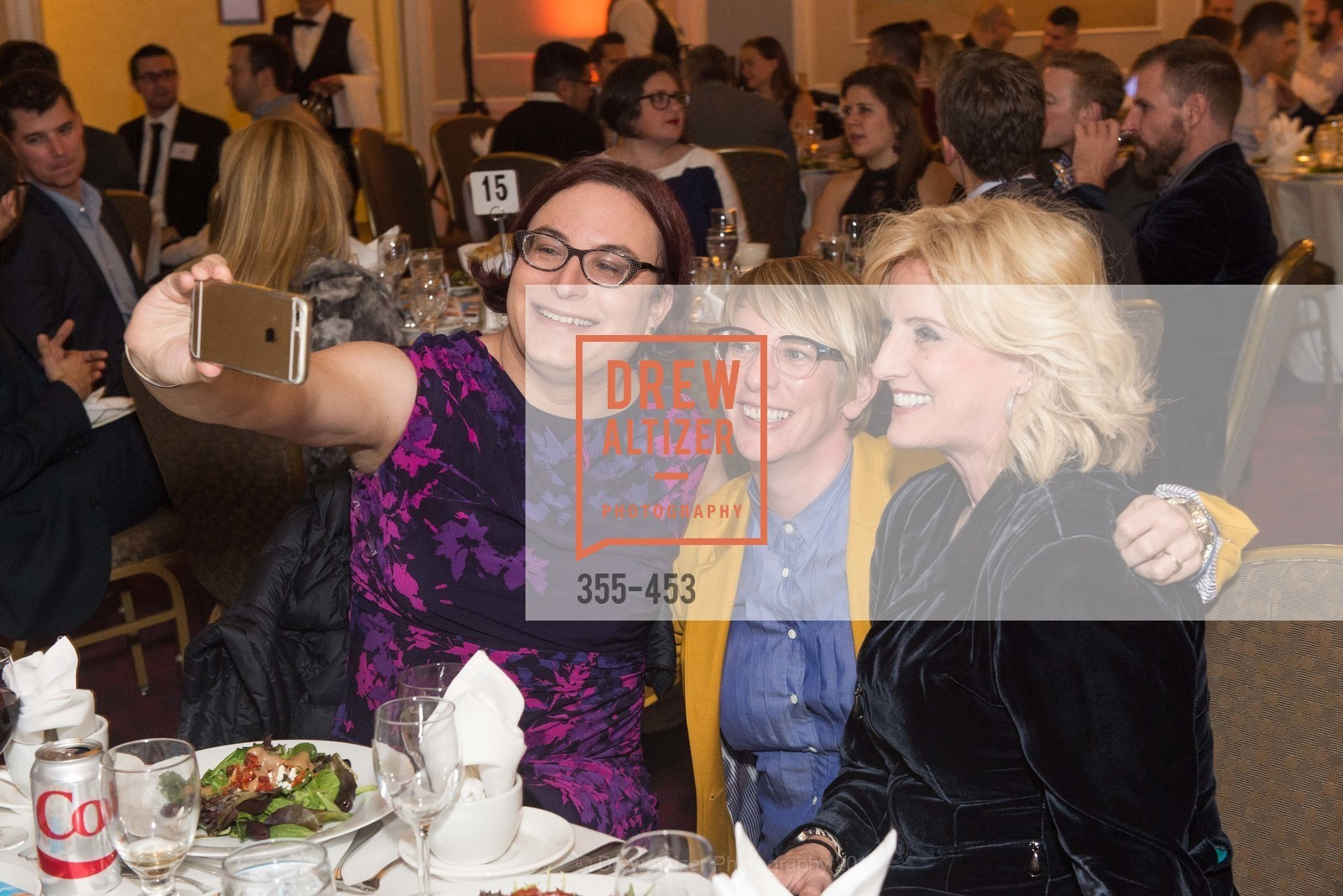 Ina Fried, Marie Walsh, Suzanne Westenhoefer, The 2015 StartOut Awards, Kabuki Hotel. 2525 Van Ness St, November 5th, 2015,Drew Altizer, Drew Altizer Photography, full-service event agency, private events, San Francisco photographer, photographer California