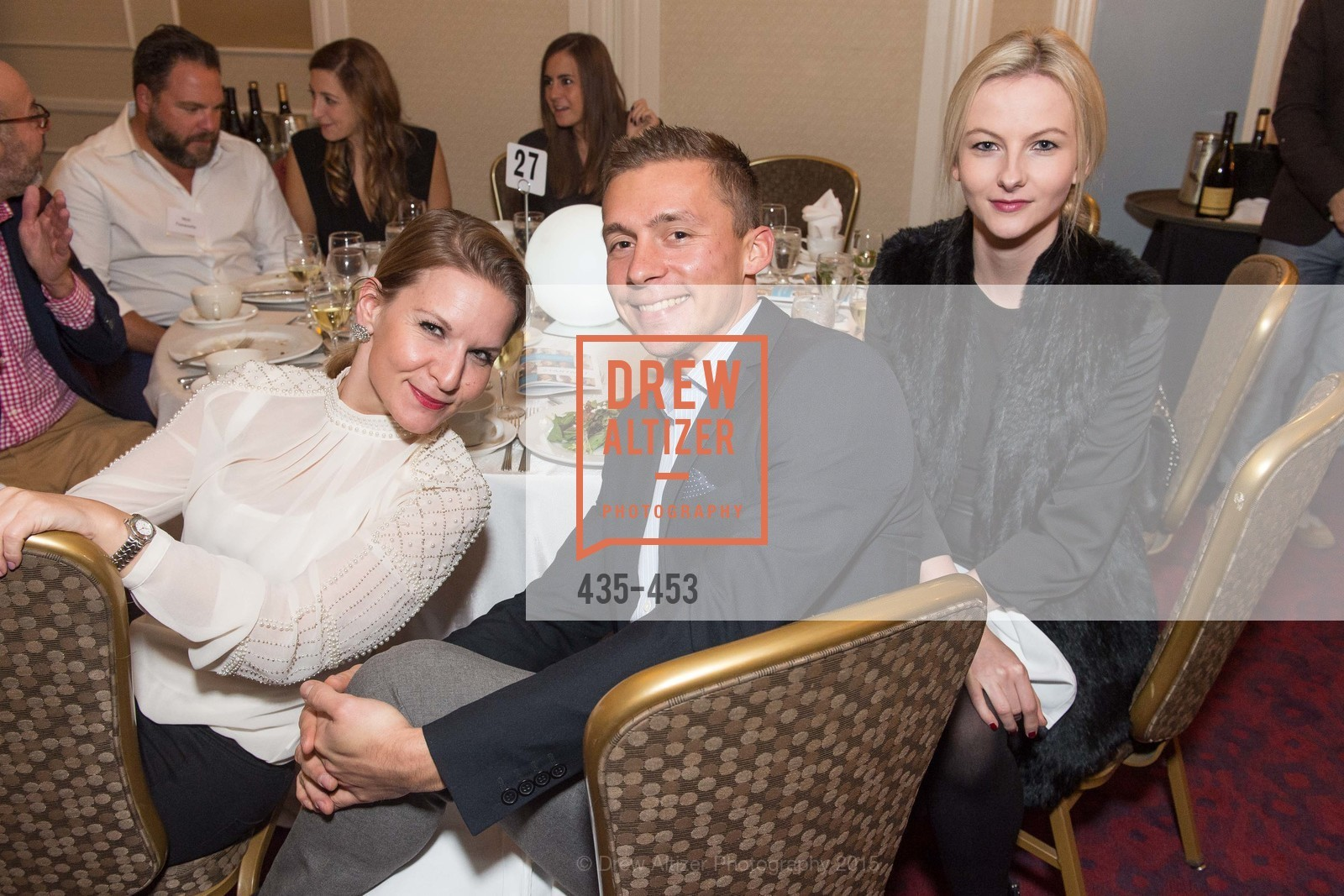 Alexandra Schield, Mueluer Johannes, Vanessa Singer, The 2015 StartOut Awards, Kabuki Hotel. 2525 Van Ness St, November 5th, 2015,Drew Altizer, Drew Altizer Photography, full-service agency, private events, San Francisco photographer, photographer california