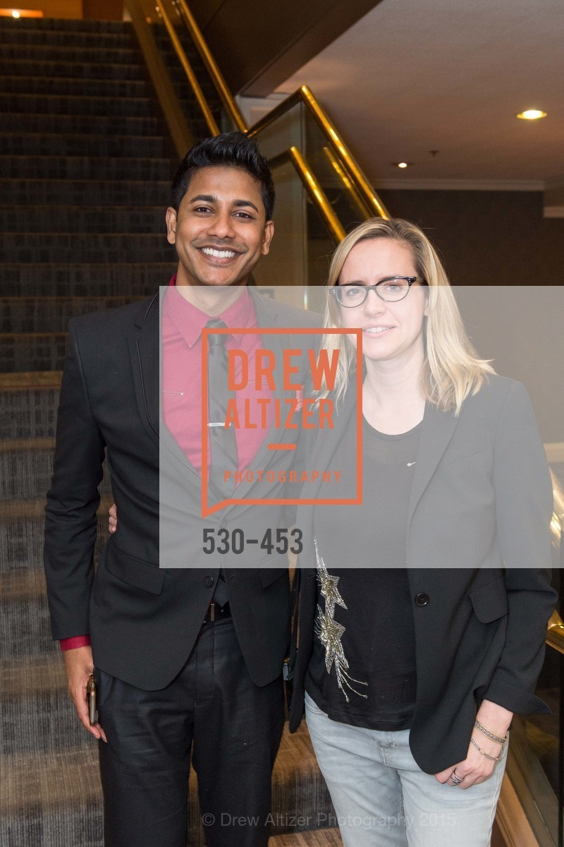 Kirupa Pushparaj, Lindsey Chambers, The 2015 StartOut Awards, Kabuki Hotel. 2525 Van Ness St, November 5th, 2015,Drew Altizer, Drew Altizer Photography, full-service agency, private events, San Francisco photographer, photographer california