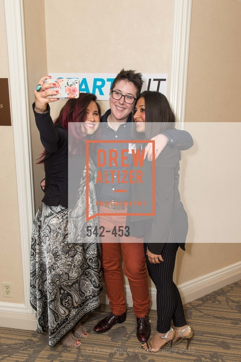 Michelle Anderson, Colleen Finnegan, Sariha Naveev, The 2015 StartOut Awards, Kabuki Hotel. 2525 Van Ness St, November 5th, 2015,Drew Altizer, Drew Altizer Photography, full-service agency, private events, San Francisco photographer, photographer california