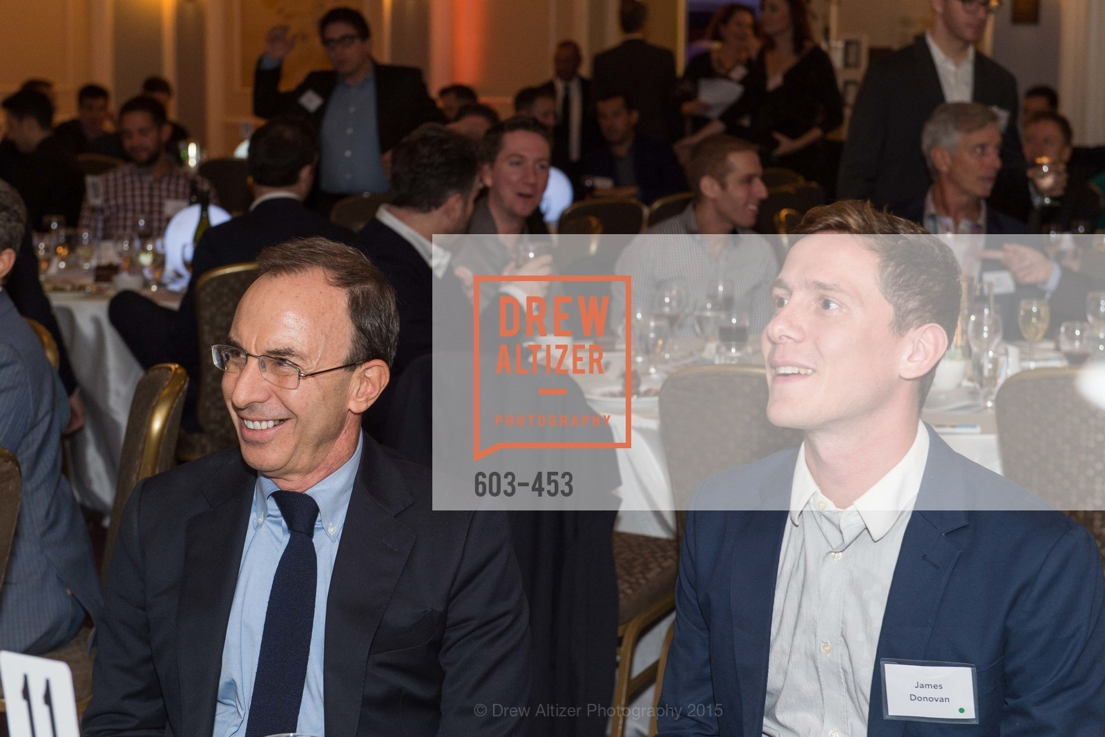 Andrew Tobias, James Donovan, The 2015 StartOut Awards, Kabuki Hotel. 2525 Van Ness St, November 5th, 2015,Drew Altizer, Drew Altizer Photography, full-service agency, private events, San Francisco photographer, photographer california