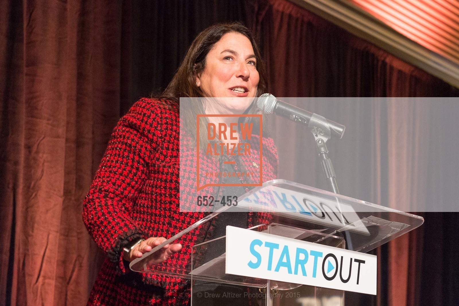 Shelley Freeman, The 2015 StartOut Awards, Kabuki Hotel. 2525 Van Ness St, November 5th, 2015