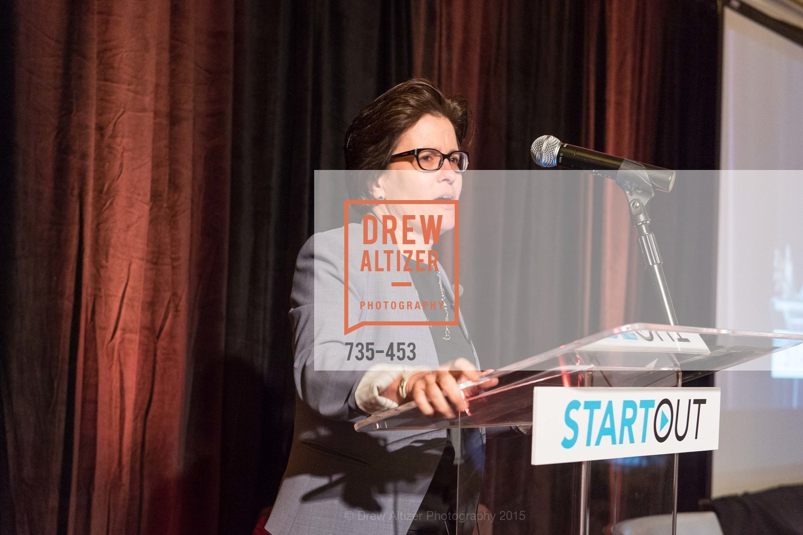 Kara Swisher, The 2015 StartOut Awards, Kabuki Hotel. 2525 Van Ness St, November 5th, 2015,Drew Altizer, Drew Altizer Photography, full-service agency, private events, San Francisco photographer, photographer california