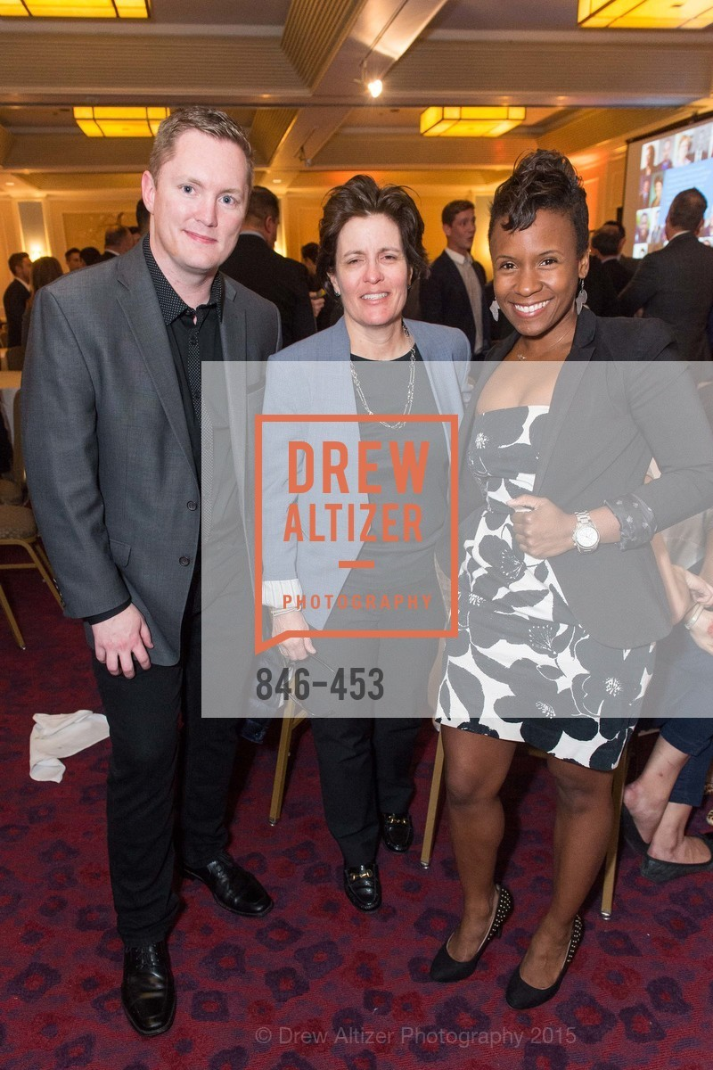 Patrick Grosso, Kara Swisher, Stephanie Lampkin, The 2015 StartOut Awards, Kabuki Hotel. 2525 Van Ness St, November 5th, 2015,Drew Altizer, Drew Altizer Photography, full-service agency, private events, San Francisco photographer, photographer california
